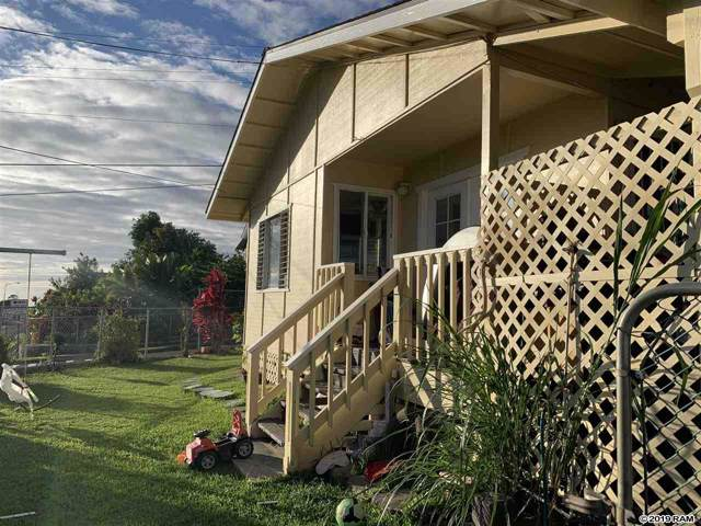 3561 Pahala St, Makawao, HI 96768 (MLS #384758) :: Maui Estates Group
