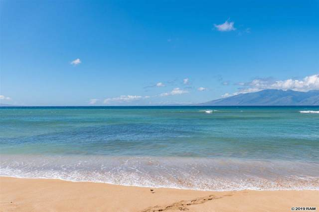 3875 Lower Honoapiilani Rd A106, Lahaina, HI 96761 (MLS #384763) :: Elite Pacific Properties LLC