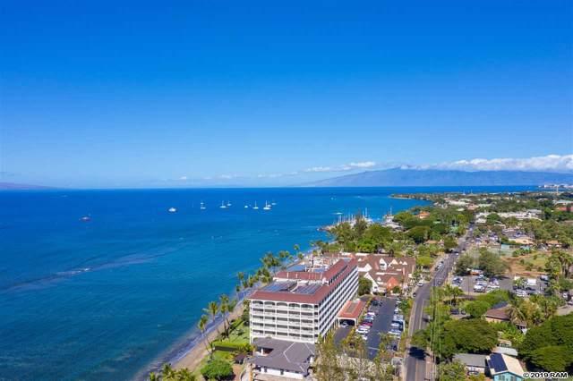 475 Front St #416, Lahaina, HI 96761 (MLS #384799) :: Maui Estates Group
