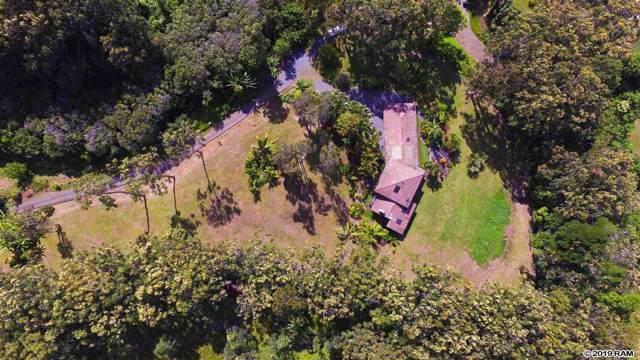 7 Maluaina Pl, Haiku, HI 96708 (MLS #384803) :: Coldwell Banker Island Properties