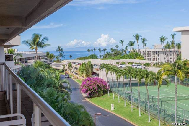 2575 S Kihei Rd Q410, Kihei, HI 96753 (MLS #384804) :: Maui Estates Group