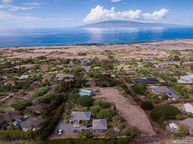 86 Awaiku St, Lahaina, HI 96761 (MLS #384825) :: Coldwell Banker Island Properties