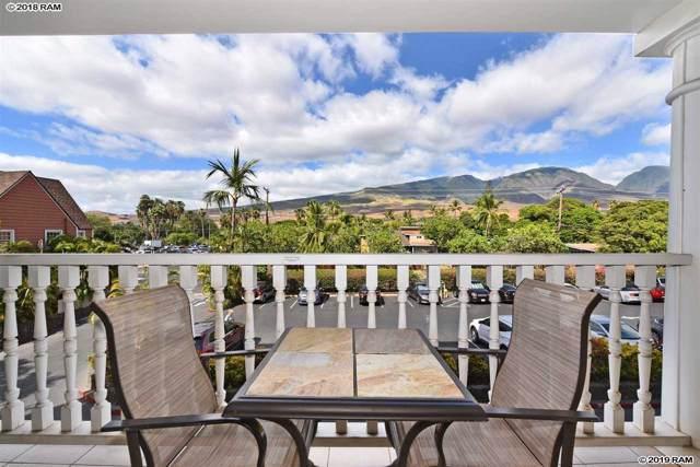 475 Front St #228, Lahaina, HI 96761 (MLS #384837) :: Maui Estates Group