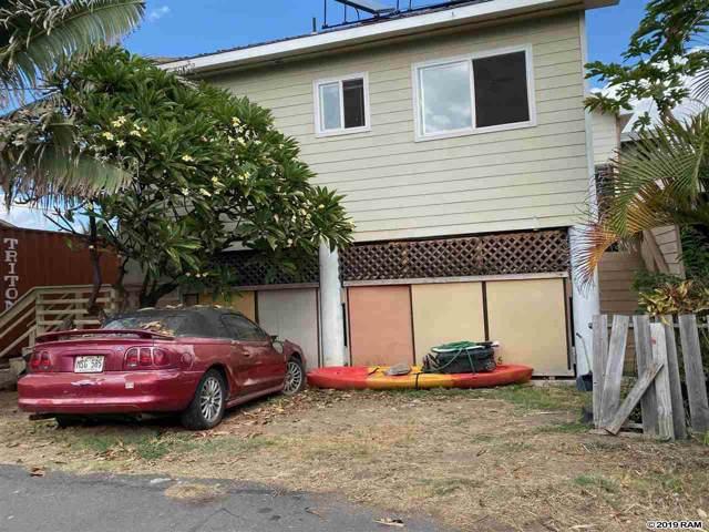390 Kaiuli St, Wailuku, HI 96793 (MLS #384841) :: Coldwell Banker Island Properties