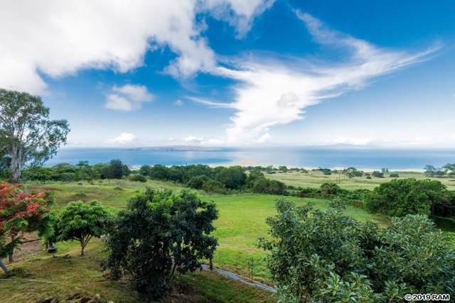 620 Kini Dr A, Kula, HI 96790 (MLS #384844) :: Coldwell Banker Island Properties