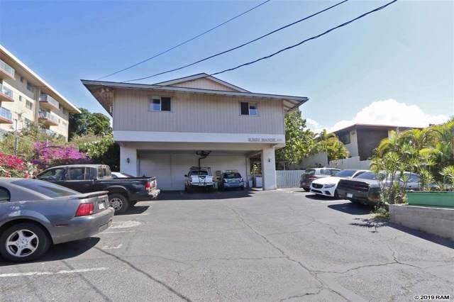 2136 Konou Pl #104, Kihei, HI 96753 (MLS #384846) :: Maui Estates Group