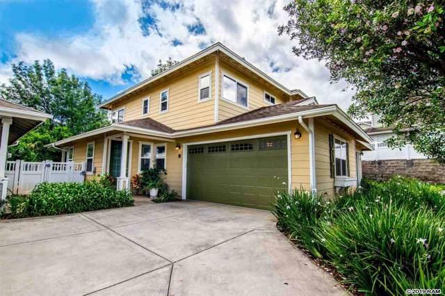 52 Kuinehe Pl #21, Makawao, HI 96768 (MLS #384854) :: Elite Pacific Properties LLC