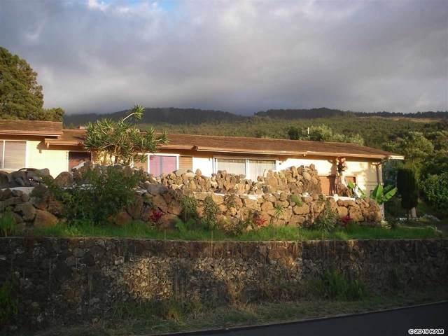 721 Polipoli Rd, Kula, HI 96790 (MLS #384870) :: Coldwell Banker Island Properties