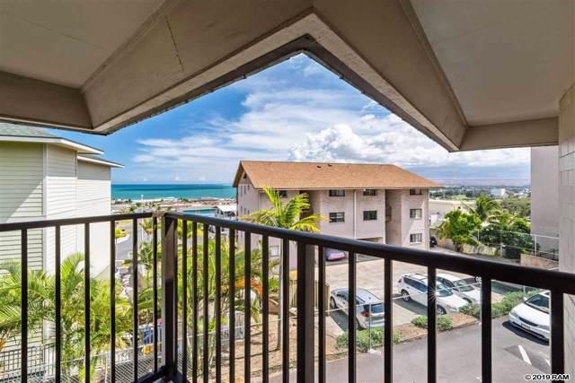 480 Pio Dr #307, Wailuku, HI 96793 (MLS #384893) :: Maui Estates Group