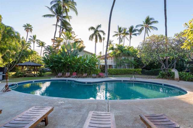 660 Wainee St G105, Lahaina, HI 96761 (MLS #384900) :: Coldwell Banker Island Properties