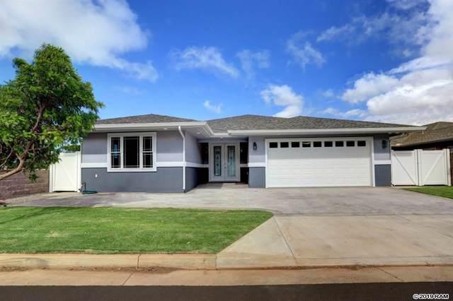 64 Koani Loop, Wailuku, HI 96793 (MLS #384908) :: Maui Estates Group