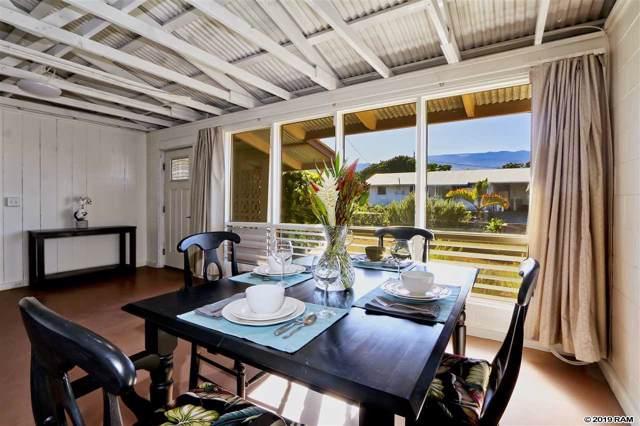 57 Ihea Pl, Makawao, HI 96768 (MLS #384909) :: Coldwell Banker Island Properties