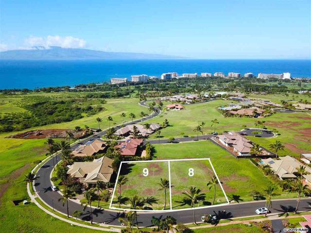 607 Anapuni Loop Lanikeha Lot 9 , Lahaina, HI 96761 (MLS #384913) :: Maui Estates Group