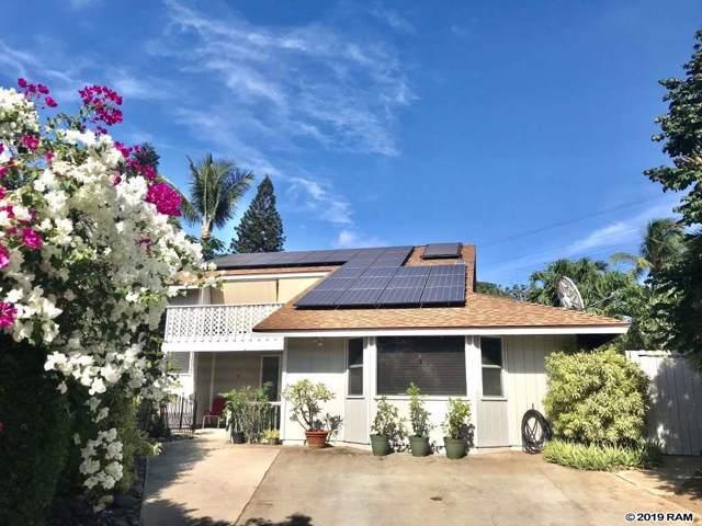 224 Mehani Cir, Kihei, HI 96753 (MLS #384923) :: Maui Estates Group