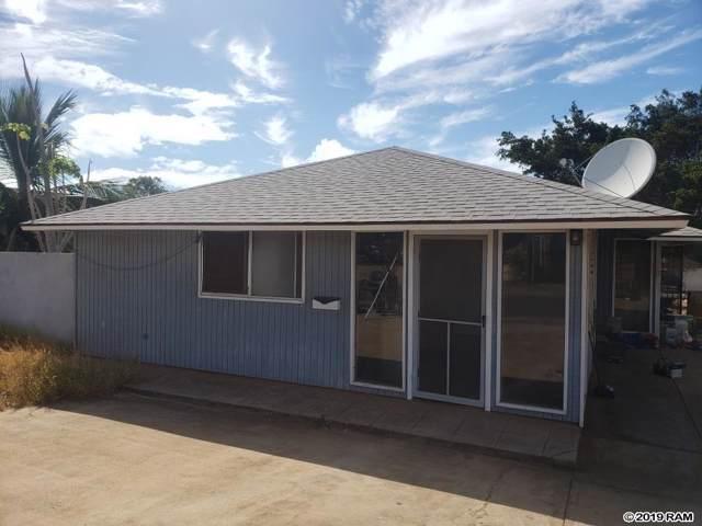 222 Hale Kai St, Kihei, HI 96753 (MLS #384925) :: Maui Estates Group