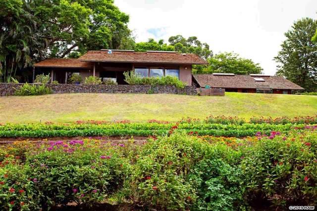 200 Hoopalua Dr, Makawao, HI 96768 (MLS #384929) :: Maui Estates Group