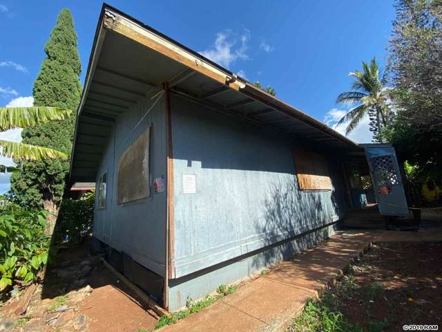 5177 Hanawai St A, Lahaina, HI 96761 (MLS #384934) :: Coldwell Banker Island Properties