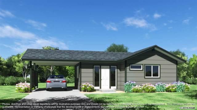 100 Tam Yau Pl 16C, Pukalani, HI 96768 (MLS #384946) :: Coldwell Banker Island Properties
