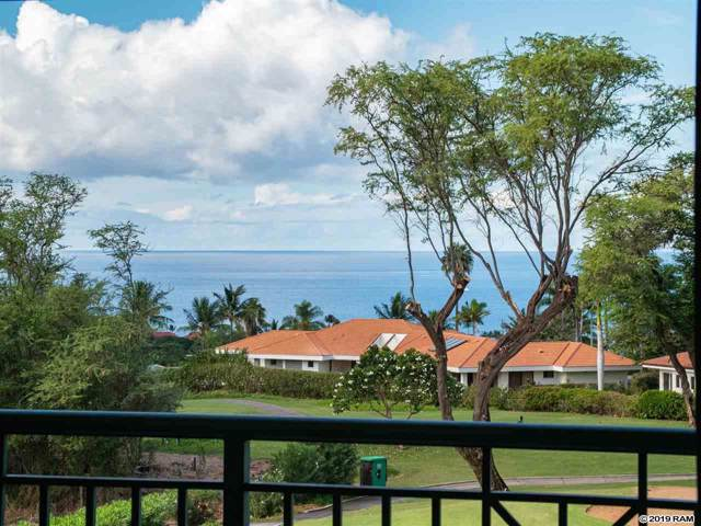 3950 Kalai Waa St X202, Kihei, HI 96753 (MLS #384948) :: Team Lally