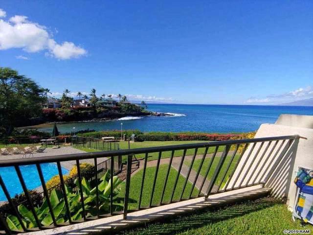 5295 Lower Honoapiilani Rd B34, Lahaina, HI 96761 (MLS #384950) :: Maui Estates Group