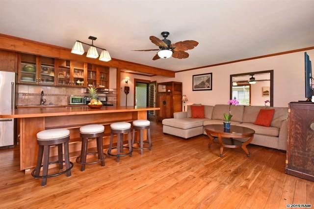 3559 Lower Honoapiilani Rd 3G, Lahaina, HI 96761 (MLS #384963) :: Elite Pacific Properties LLC