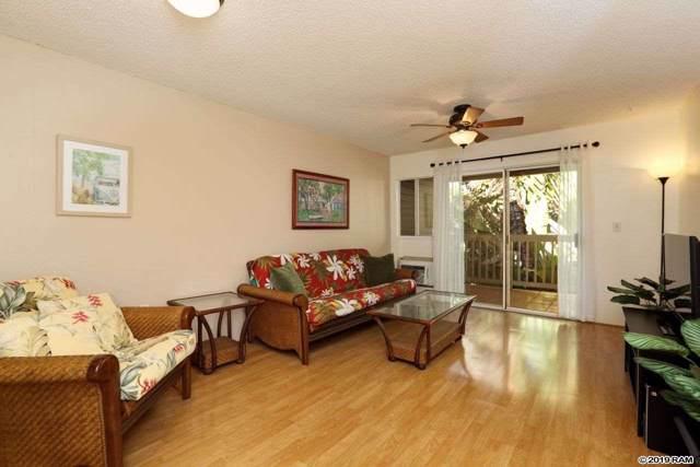 160 Keonekai Rd 27-206, Kihei, HI 96753 (MLS #384965) :: Elite Pacific Properties LLC