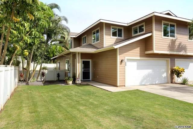258 Lau Oliwa Loop #57, Wailuku, HI 96793 (MLS #384975) :: Maui Estates Group