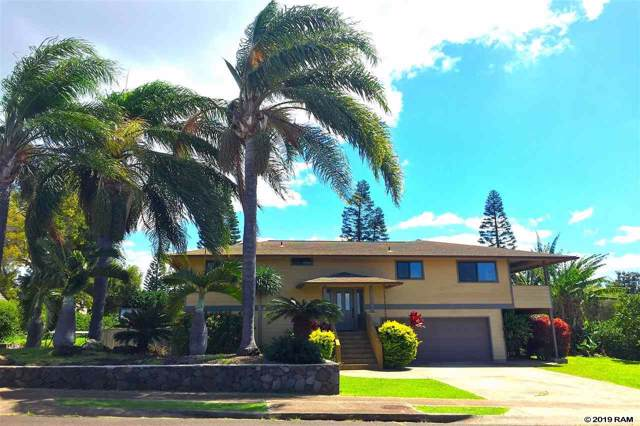 2790 Kalialani Cir, Makawao, HI 96768 (MLS #384982) :: Coldwell Banker Island Properties
