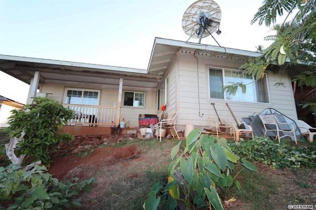 28 Piina Pl, Lahaina, HI 96761 (MLS #384991) :: Coldwell Banker Island Properties