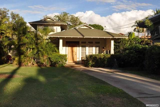 2165 Iliili Rd, Kihei, HI 96753 (MLS #384994) :: Elite Pacific Properties LLC