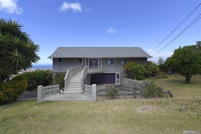 429 S. Alu Rd, Wailuku, HI 96793 (MLS #384996) :: Maui Estates Group
