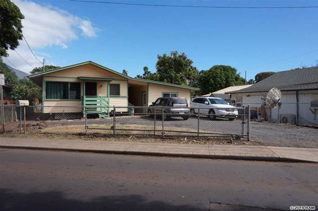 168 Prison St, Lahaina, HI 96761 (MLS #385006) :: Coldwell Banker Island Properties