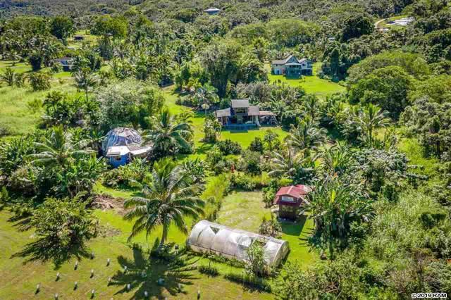 2575 Hana Hwy B, Hana, HI 96713 (MLS #385029) :: Coldwell Banker Island Properties