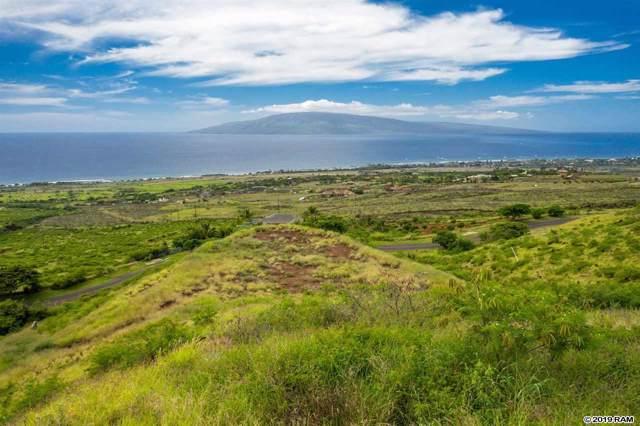 0 Punakea Loop 4B, Lahaina, HI 96761 (MLS #385034) :: Coldwell Banker Island Properties