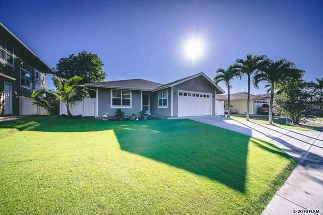 597 Komo Ohia St, Wailuku, HI 96793 (MLS #385040) :: Maui Estates Group