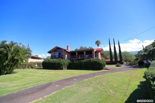 818 Kumulani Dr, Kihei, HI 96753 (MLS #385046) :: Elite Pacific Properties LLC