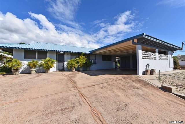 1632 Kuuipo St #26, Lahaina, HI 96761 (MLS #385062) :: Coldwell Banker Island Properties