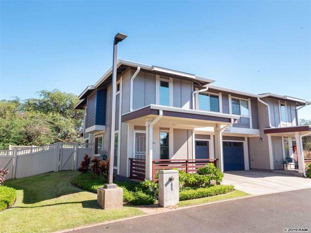 67 Piilaniwahine Loop #1801, Kihei, HI 96753 (MLS #385076) :: Maui Estates Group