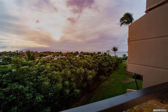 4242 Lower Honoapiilani Rd E601, Lahaina, HI 96761 (MLS #385114) :: Maui Estates Group