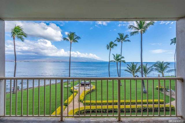 70 Hauoli St #312, Wailuku, HI 96793 (MLS #385122) :: Elite Pacific Properties LLC