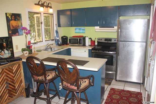 1034 Front St #107, Lahaina, HI 96761 (MLS #385152) :: Maui Estates Group