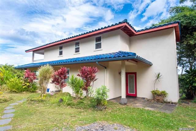 591 Ulalena Loop, Haiku, HI 96708 (MLS #385154) :: Coldwell Banker Island Properties