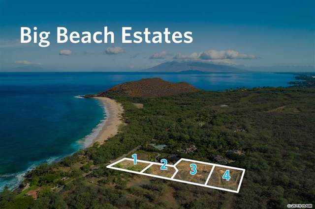 0 Makena Rd Lot 1, Kihei, HI 96753 (MLS #385162) :: Coldwell Banker Island Properties