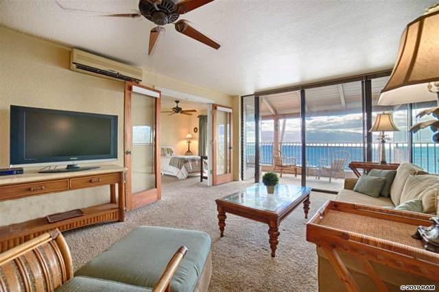 100 Hauoli St #404, Wailuku, HI 96793 (MLS #385163) :: Elite Pacific Properties LLC