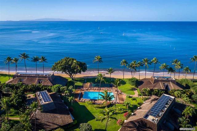12 S Kihei Rd G-6, Kihei, HI 96753 (MLS #385164) :: Maui Estates Group