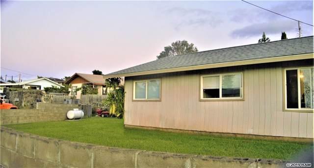1121 Nakui St, Makawao, HI 96768 (MLS #385167) :: Coldwell Banker Island Properties