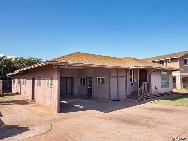 504 Kahua Pl, Paia, HI 96779 (MLS #385189) :: Coldwell Banker Island Properties