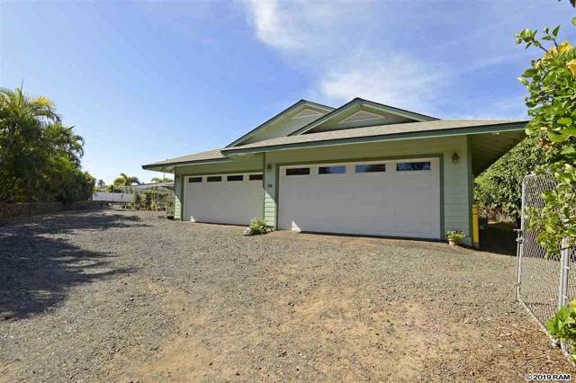 36 Kaikane Pl, Kihei, HI 96753 (MLS #385199) :: Elite Pacific Properties LLC