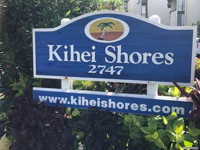 2747 S Kihei Rd H108, Kihei, HI 96753 (MLS #385201) :: Elite Pacific Properties LLC