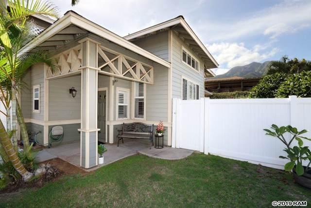34 Palekaiko Pl, Wailuku, HI 96793 (MLS #385218) :: Elite Pacific Properties LLC